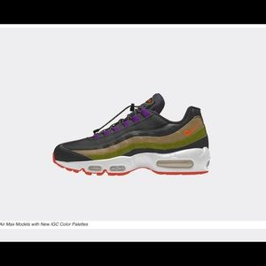 NIKE IGC AIRMAX 95 FROM 2019